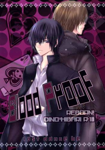 Blood Proof (Katekyoo Hitman REBORN!) cover