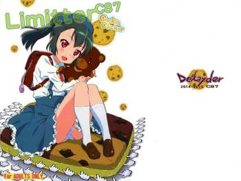 (C87) [Delayder (Makinon TM)] Limitter C87 CookieClicker (Inou Battle wa Nichijou kei no Naka de) cover