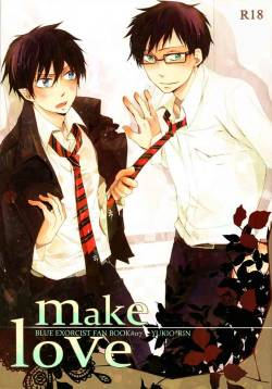 (C81) [AMAOh! (Mizuki Tama)] make love (Ao no Exorcist) [English]