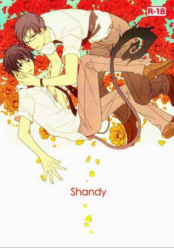 (SPARK7) [FIZZCODE (Satonishi)] Shandy (Ao no Exorcist) [English] [Golden Shade Scans] [Decensored] cover