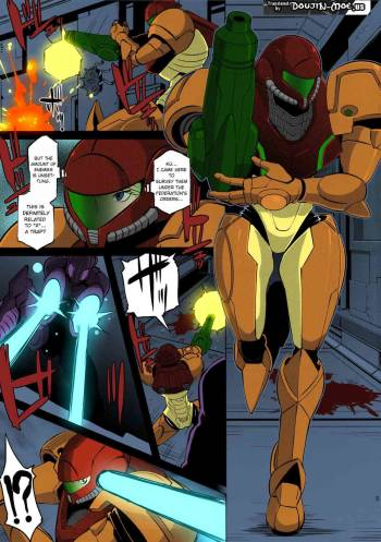 (C86) [EROQUIS! (Butcha-U)] Metroid XXX (Metroid) [English] [Colorized] [Ongoing] cover