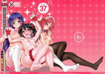 (COMIC1☆8) [clesta (Cle Masahiro)] CL-orz37 (Love Live!) [English] [Decensored] cover