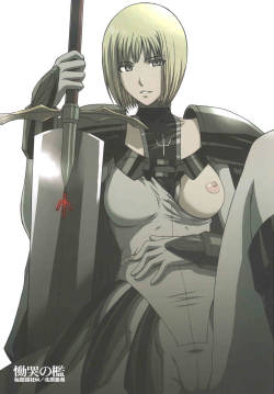 (C73) [Secret Society M (Kitahara Aki)] Doukoku no Ori (CLAYMORE)