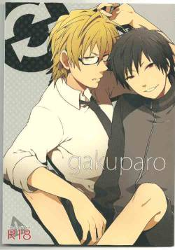 (C81) [WORLD BOX (yuu)] gakuparo (Durarara!!)
