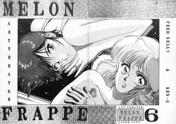 [Art=Theater (Fred Kelly, Ken-G)] MELON FRAPPE 6 cover