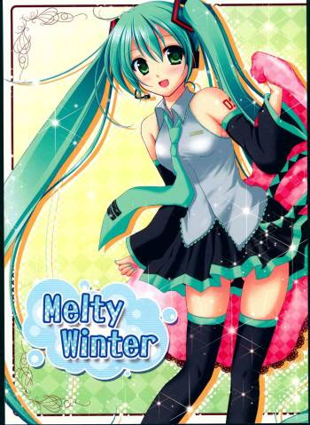 [Mizukoshi Mayu/ bindzume shojo. ]melty winter(Vocaloid) cover