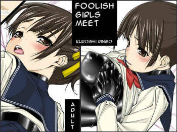 [Kudamono Monogatari (Kuroishi Ringo)] Jochikai | Foolish Girls meet [English] [Moosh] cover