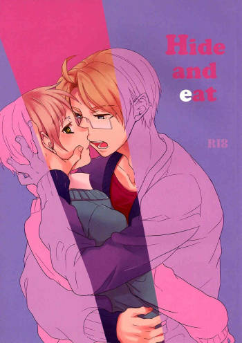 (C79) [Yes,sir. (Epuko)] Hide and eat (Hetalia: Axis Powers) [English] [OKFan] cover