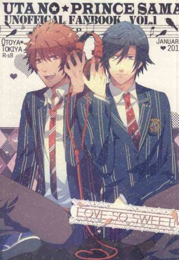 [lynbay song la! (JO)] love so sweet (Uta no Prince-sama) cover