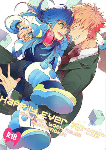 [CP! (Kisa)] Happily Ever After (DRAMAtical Murder) [English] [Mokkachi] cover