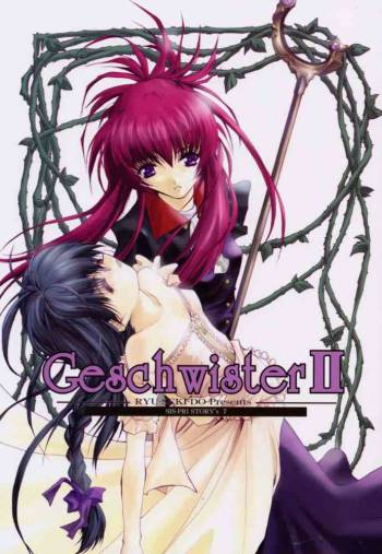 (CR29) [RYU-SEKI-DO (Nagare Hyo-go)] Geschwister II (Sister Princess) cover