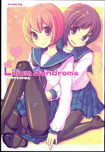 (C75) [Kimarinet (Kimarin)] Lilium Syndrome cover