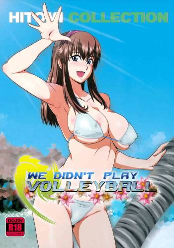 (C82) [Dashigara 100% (Minpei Ichigo)] We didn't play Volleyball (Dead or Alive) [English] [Uncensored] cover