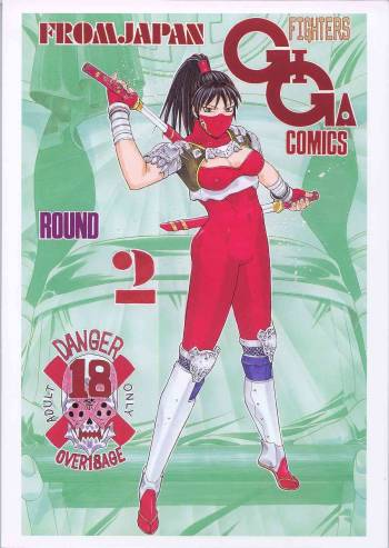 [From Japan (Aki Kyouma)] Fighters Giga Comics Round 2 [Digital] cover