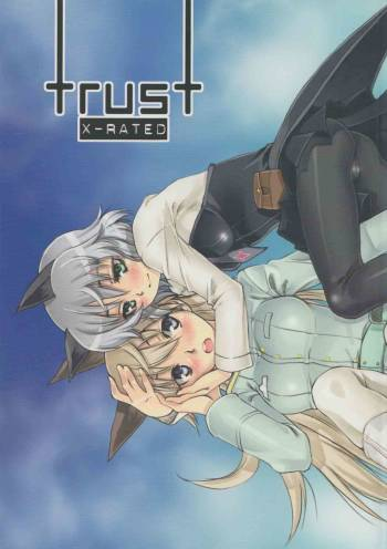 (C76) [real (As-Special)] Trust (Strike Witches) cover