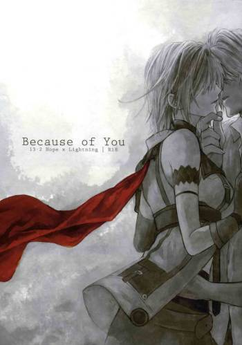 [CassiS (RIOKO)]Because of You(Final Fantasy XIII-2) cover