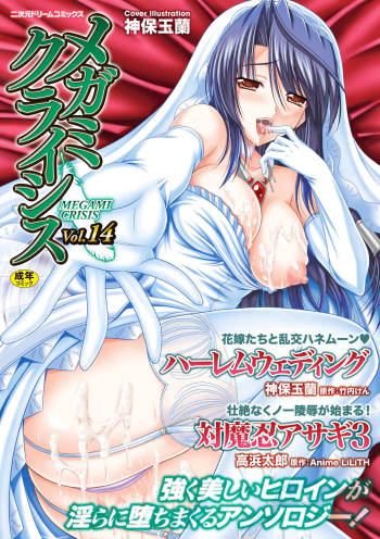 [Anthology] Megami Crisis Vol.14 [Digital] cover