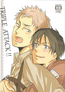 [Pro (Ruratto) Triple Attack (Shingeki no Kyojin)