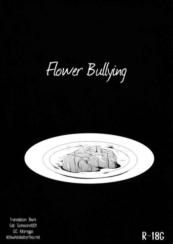 (C84) [Kitsune to Budou] Flower Bullying (ENG) cover