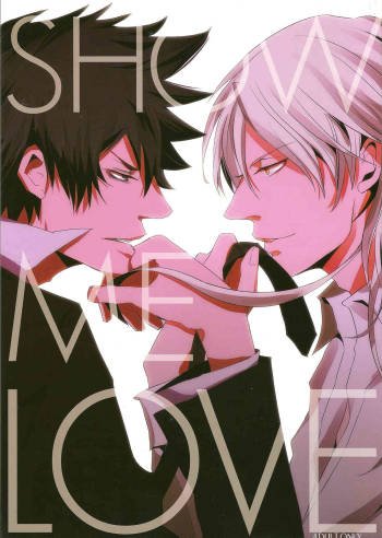 (HARU COMIC CITY 18) [Tenshinamaguri (avocado, karadadan)] Show Me Love (Psycho-Pass) cover