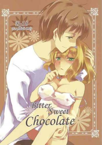 [A.O.O. (Eiki Asanagi)] Bitter Sweet Chocolate (Axis Powers Hetalia) cover