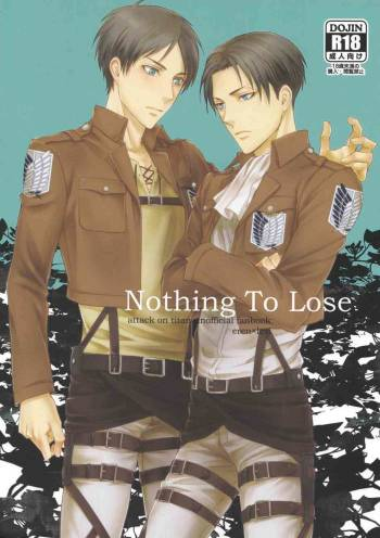 [QUARTER VOID] Nothing To Lose (Shingeki no Kyojin) [English] cover