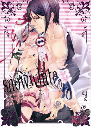 [Pink Kitten] Snow White (Kuroshitsuji) (Black Butler) cover