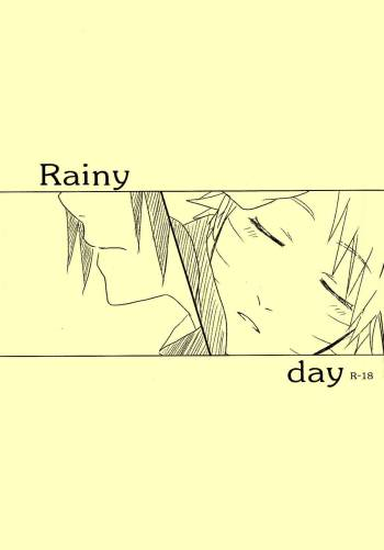 (B Plus) Rainy Day (Naruto) [English] cover