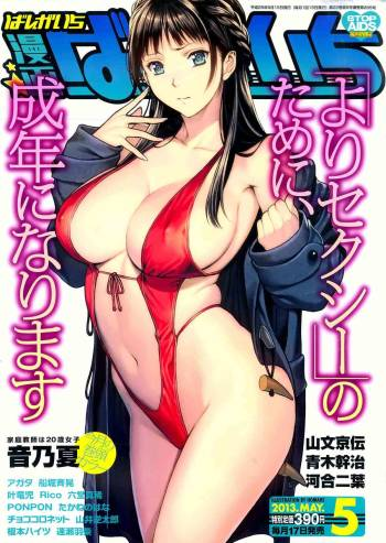 COMIC Bangaichi 2013-05 cover