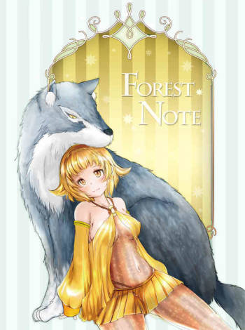 Forest Note cover