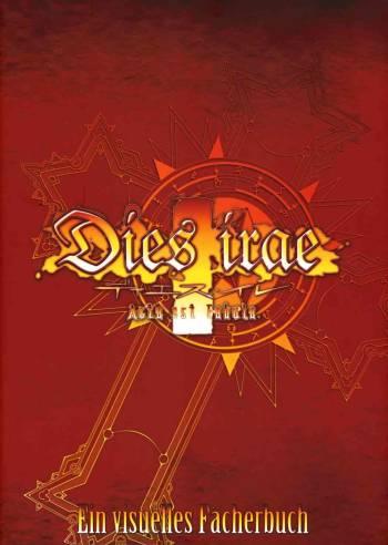 Dies irae Visual Fanbook - Red Book (Resale Version) cover