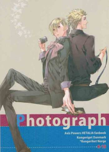 Hetalia [Denmark x Norway] Photograph cover