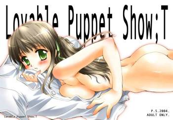 (C67) [P.S. (Sakura Mitono)] Lavable Puppet Show ;T (Yakitate!! Japan) [Digital] cover
