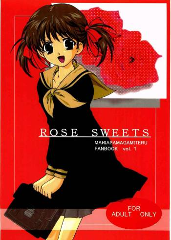 [Haine Club] ROSE SWEETS (Maria-sama ga Miteru) cover