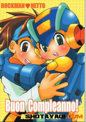 [Haraguro Tenshi] Buon Compleanno! (Rockman EXE) cover