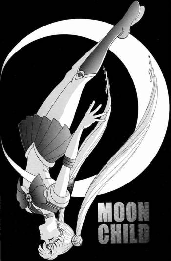 [sailormoon][captain kiesel] Moon Child ch 1-2 [ENG] cover