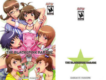[Majimadou (Matou)] THE BLACK & PINK PARADE A-SIDE (THE IDOLM@STER) [Digital] cover