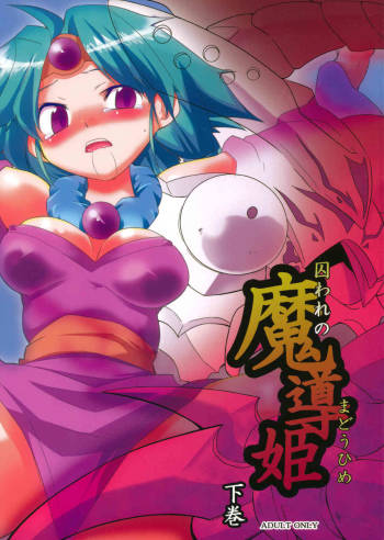 (C80) [Sugusoko (Yuma Ryouhei)] Toraware no Madouhime Gekan (Lord of Lords Ryu Knight) cover