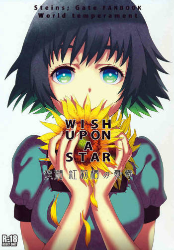 (CHAOS;GATE) [World Temperament / Sekai Heikinritsu (udk)] Wish a upon star (Steins;Gate) cover