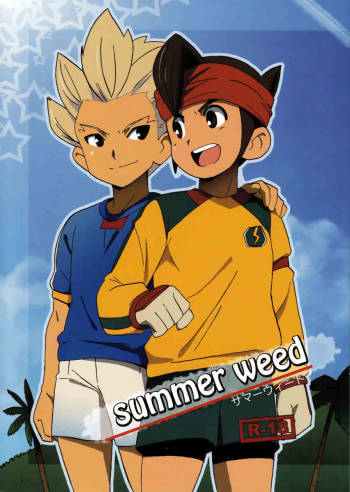 [West One (10nin, Inuyama Niyao)] Summer Weed (Inazuma Eleven) [English] {Yorozuya Scanlation & Nice_Sawa} cover