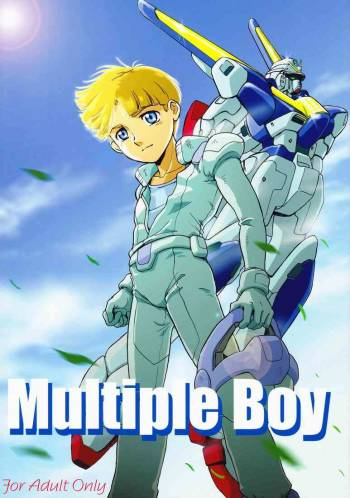 [Meishou Misettei & Dolcchi Studio] Multiple Boy (Victory Gundam) [Raw] cover