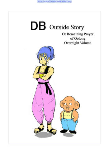 DB Outside Story (Dragon Ball) [English] cover