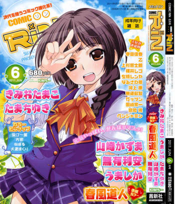 COMIC RiN 2011-06 cover