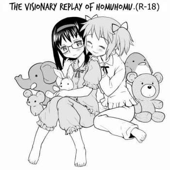 [THIS IS A WIP] The Visionary Replay of HomuHomu (Puella Magi Madoka☆Magica) [Some french anon] [English] cover