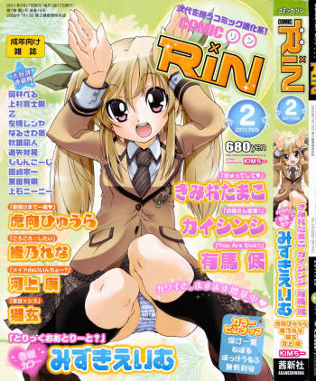 COMIC RiN 2011-02 cover