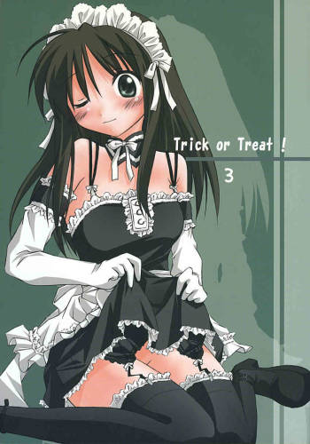 (C68) [Titokara 2nd Branch (Manami Tatsuya)] Trick or Treat! 3 (He Is My Master) cover