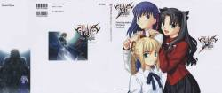 Fate/stay night Premium FanBook