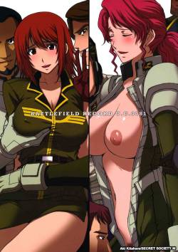 [Aki Kitahara] Zeon Lost War Chronicles [Invisible Nights Ordinary Day] & [The Fall of Elehen]
