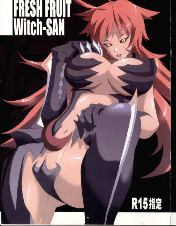 (C71) [Rojiura Sabou (Kurusumin, Hoshikagetei)] FRESH FRUIT Witch-SAN (Witchblade) cover