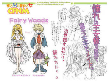 [Fetish★Fairy] Fairy Woods 2 cover